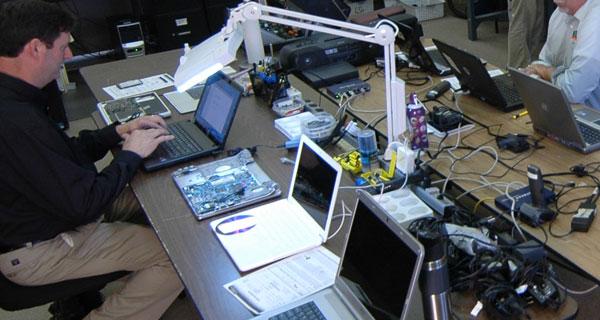 computer repair business franchises